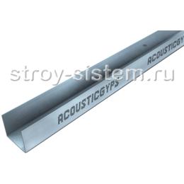 Профиль потолочный направляющий АкустикГипс ПН 28х27