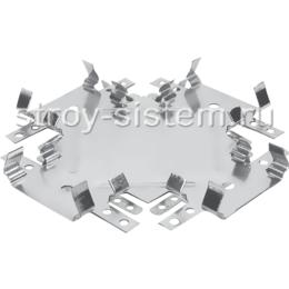 Соединитель одноуровневый АкустикГипс / AcousticGyps краб для ПП 60/27
