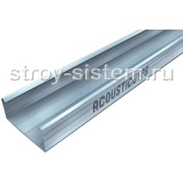 Профиль потолочный АкустикГипс ПП 60х27