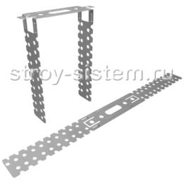 Подвес прямой АкустикГипс / AcousticGyps для ПП 60х27 0,9мм