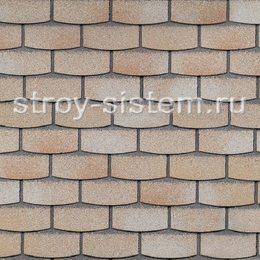 Плитка фасадная Технониколь Hauberk Камень травентин 1000х250х3,0 мм