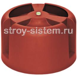 Кровельный колпак Krovent HupCap 270 RAL 3009 Оксид красный