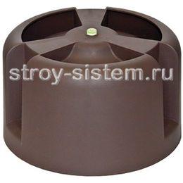 Кровельный колпак Krovent HupCap 270 RAL 8017 Шоколадно-коричневый