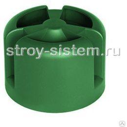 Кровельный колпак Krovent HupCap RAL 6005 Зелёный мох