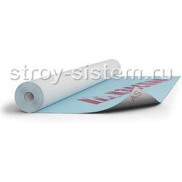 Гидро-ветрозащитная паропроницаемая 3-х слойная мембрана Изоспан AS, усил., 70 м2