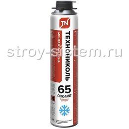 Пена монтажная профессиональная Технониколь Master 65 зимняя