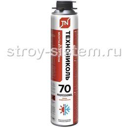 Пена монтажная профессиональная Технониколь 70 Professional всесезонная 890 мл