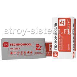 Пенополистирол экструдированный Технониколь XPS CARBON PROF 300 1180х580х50 мм, 8 шт