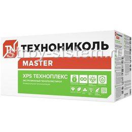 Экструдированный пенополистирол Технониколь Техноплекс 1180х580х100 мм 4 плиты в упаковке