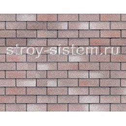 Плитка фасадная Технониколь Hauberk Мраморный кирпич 1000х250х3,0 мм