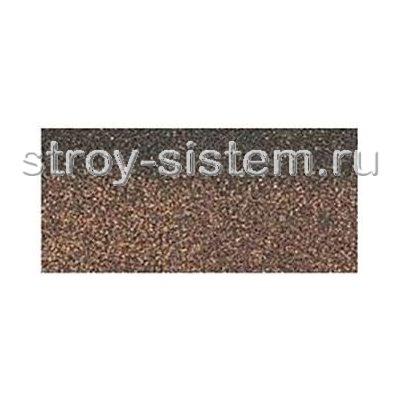 Черепица коньково-карнизная Katepal KL коричневая