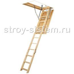 Лестница чердачная Fakro LWS Plus 600х1200х2800 мм