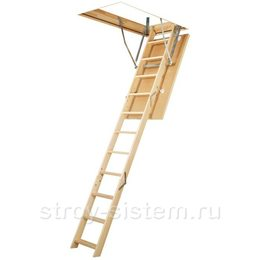 Лестница чердачная Fakro LWS Plus 600х1200х3350 мм