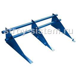 Снегозадержатель трубчатый D25 Сигнальный Синий RAL 5005
