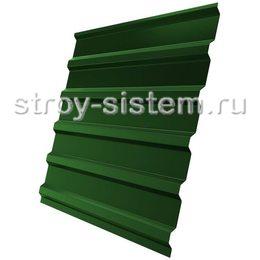 Профнастил С21 RAL 6002 лиственно-зеленый 0,45 мм