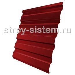 Профнастил МП20 RAL 3005 винно-красный 0,35 мм
