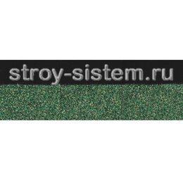 Черепица коньково-карнизная Docke PIE Standard зеленая