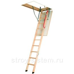 Лестница чердачная Fakro LWK Komfort 700х1200х2800 мм
