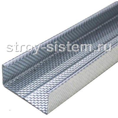 Профиль потолочный ПП 60х27х0,6 мм 3м