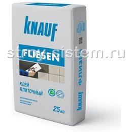 Клей для плитки Knauf Fliesen 25 кг